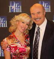 Lucia and Dr. Phil
